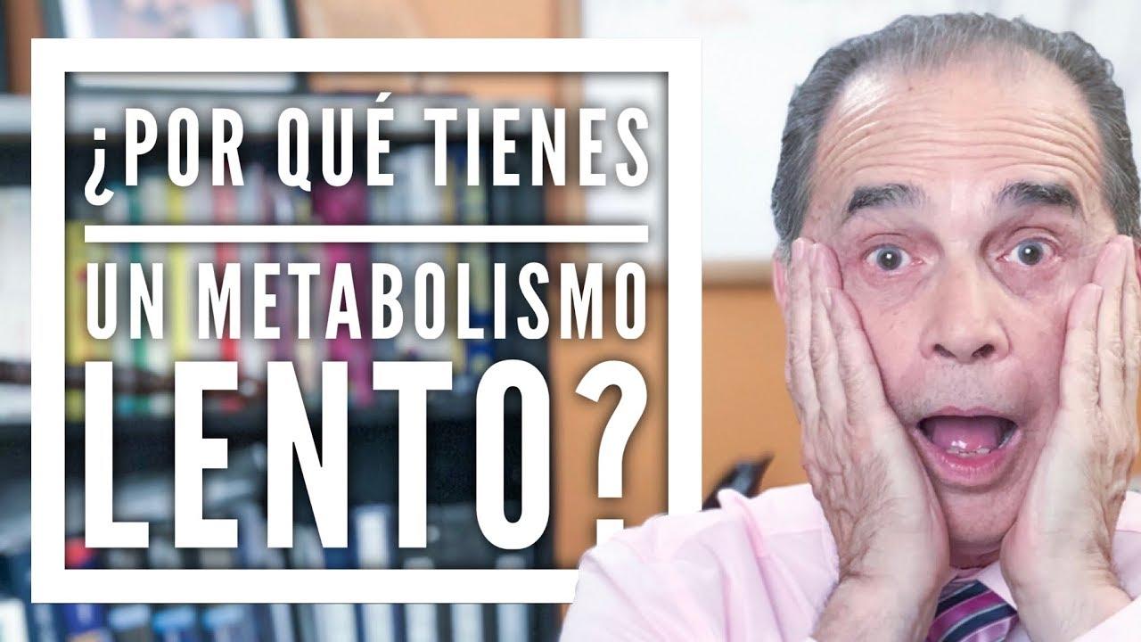 Episodio #1607 ¿Por qué tienes un metabolismo lento..