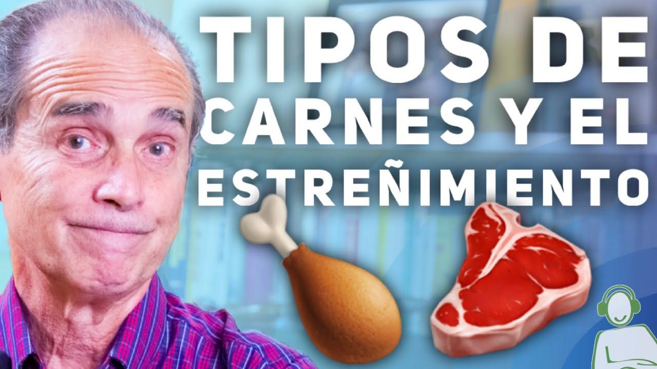 Tipos De Carnes Y El Estreñimiento - Pregúntale a Frank..
