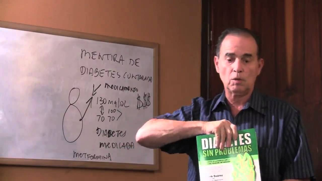 La diabetes controlada – Episodio #729